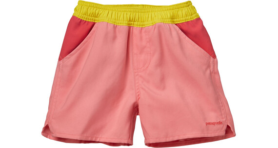 Patagonia Baby Forries Shorey Board Shorts Pickled Pink